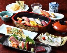 8,000日元套餐 (9道菜)