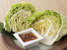 辣味噌圆白菜