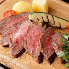 炭火烤牛肉