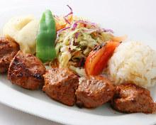中东烤肉串