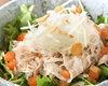 水菜涮猪肉沙拉