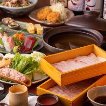 5,054日元套餐