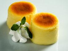 奶酪舒芙蕾