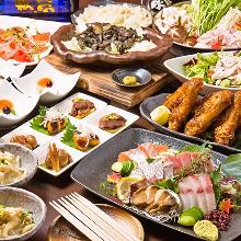 5,980日元套餐 (10道菜)