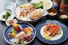 5,400日元套餐 (7道菜)