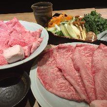 6,000日元组合餐 (7道菜)