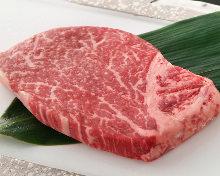 上等和牛里脊肉