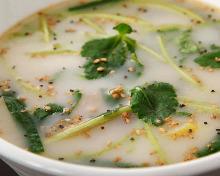 韩式牛骨汤饭