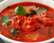 韩式五花肉湯饭