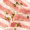 盐味猪颈肉