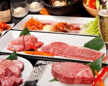 5,600日元套餐 (11道菜)
