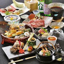 12,744日元套餐