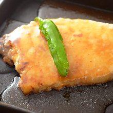 蒜蓉黄油烤