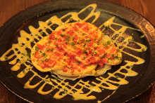 明太子黄油土豆