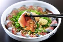 1,000日元组合餐 (2道菜)