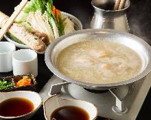 5,540日元套餐 (7道菜)