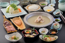 4,350日元套餐