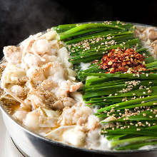 内脏火锅(味噌味)