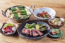 3,290日元套餐 (6道菜)