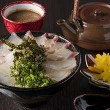 鲷鱼茶泡饭