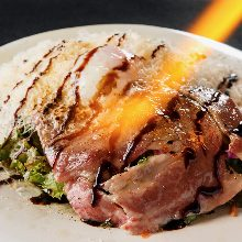 炙烤牛肉卡帕奇欧