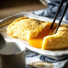 厚鸡蛋卷,鸡蛋卷