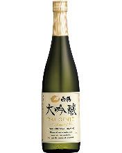 Special Select Hakutsuru Daiginjo Ogami
