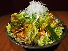 韩式蔬菜沙拉