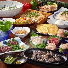 3,000日元套餐 (11道菜)