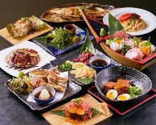 4,180日元套餐 (7道菜)