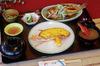龙虾与鱼类定食