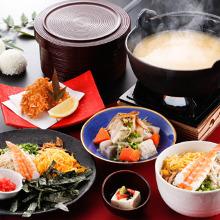 1,640日元组合餐 (5道菜)