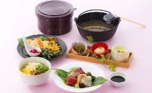 1,640日元组合餐 (3道菜)