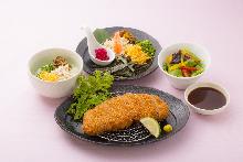 1,740日元组合餐 (3道菜)
