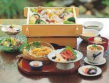 3,800日元套餐 (7道菜)