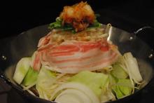 内脏火锅(酱油味)