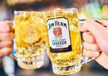 Jim Beam高杯