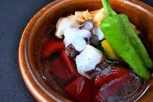 西班牙蒜香章鱼