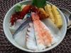 鲜鱼海鲜盖饭套餐
