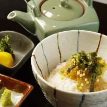 海鲜茶泡饭