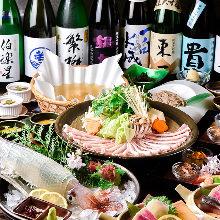 5,500日元套餐 (7道菜)