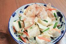冲绳什锦炒豆腐