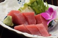 金枪鱼(生鱼片)