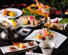 7,700日元套餐 (9道菜)