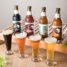 Craft beer cocktail