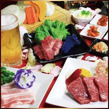 3,500日元套餐 (13道菜)