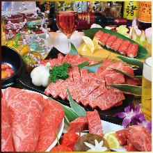 4,500日元套餐 (13道菜)