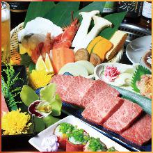 5,500日元套餐 (13道菜)