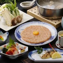 2,700日元套餐 (7道菜)