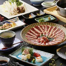 3,780日元套餐 (7道菜)
